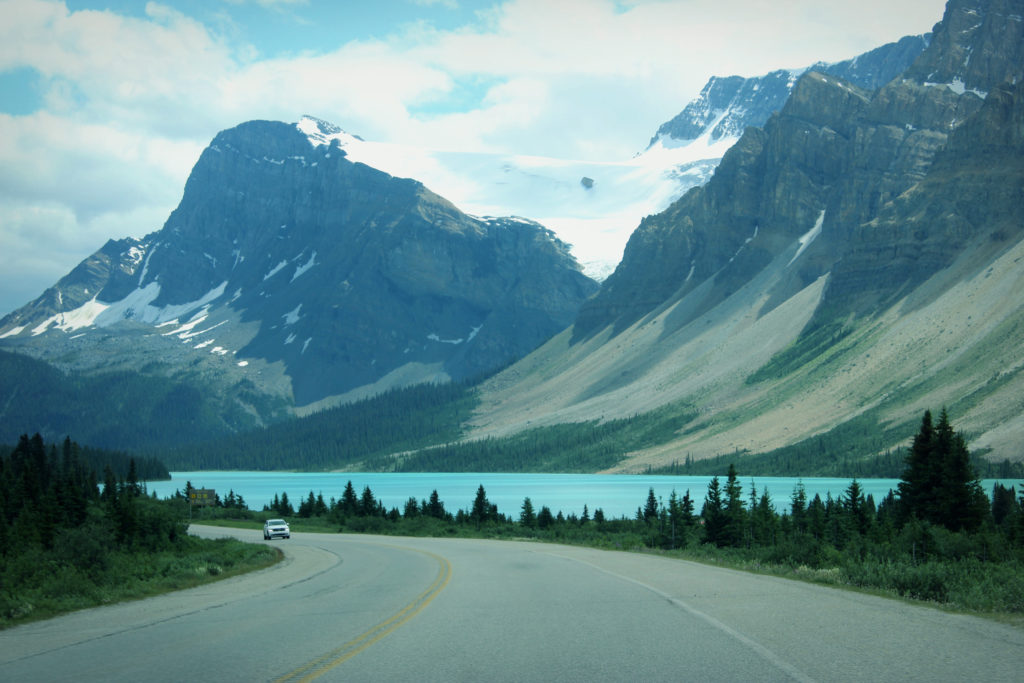 Breathtaking drives of Banff, Calgary