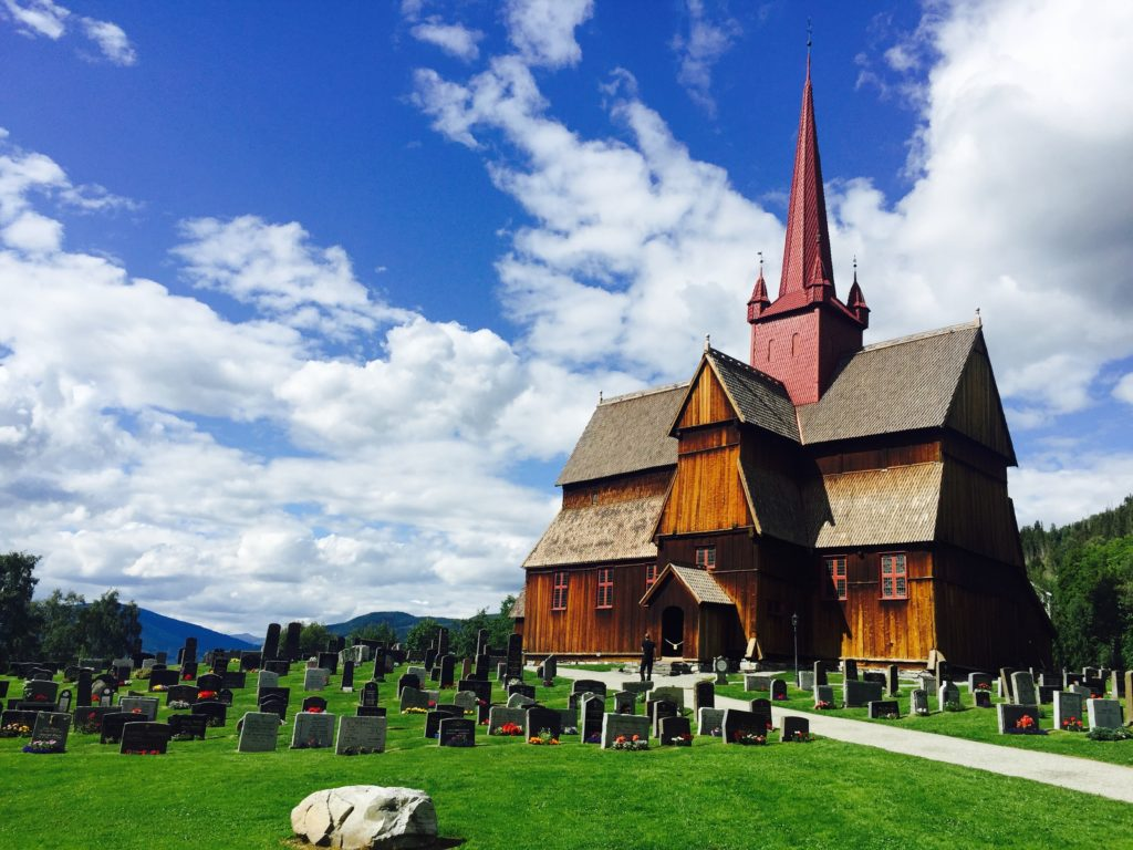 Stave churches of Norway
