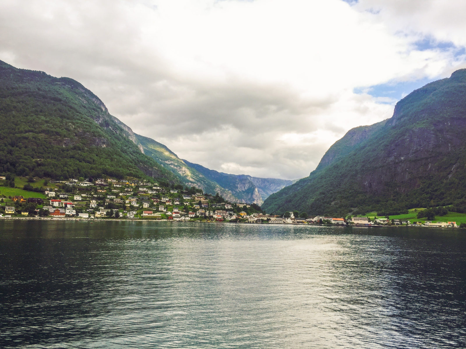 Sognefjord Cruise from Flam to Gudvengen