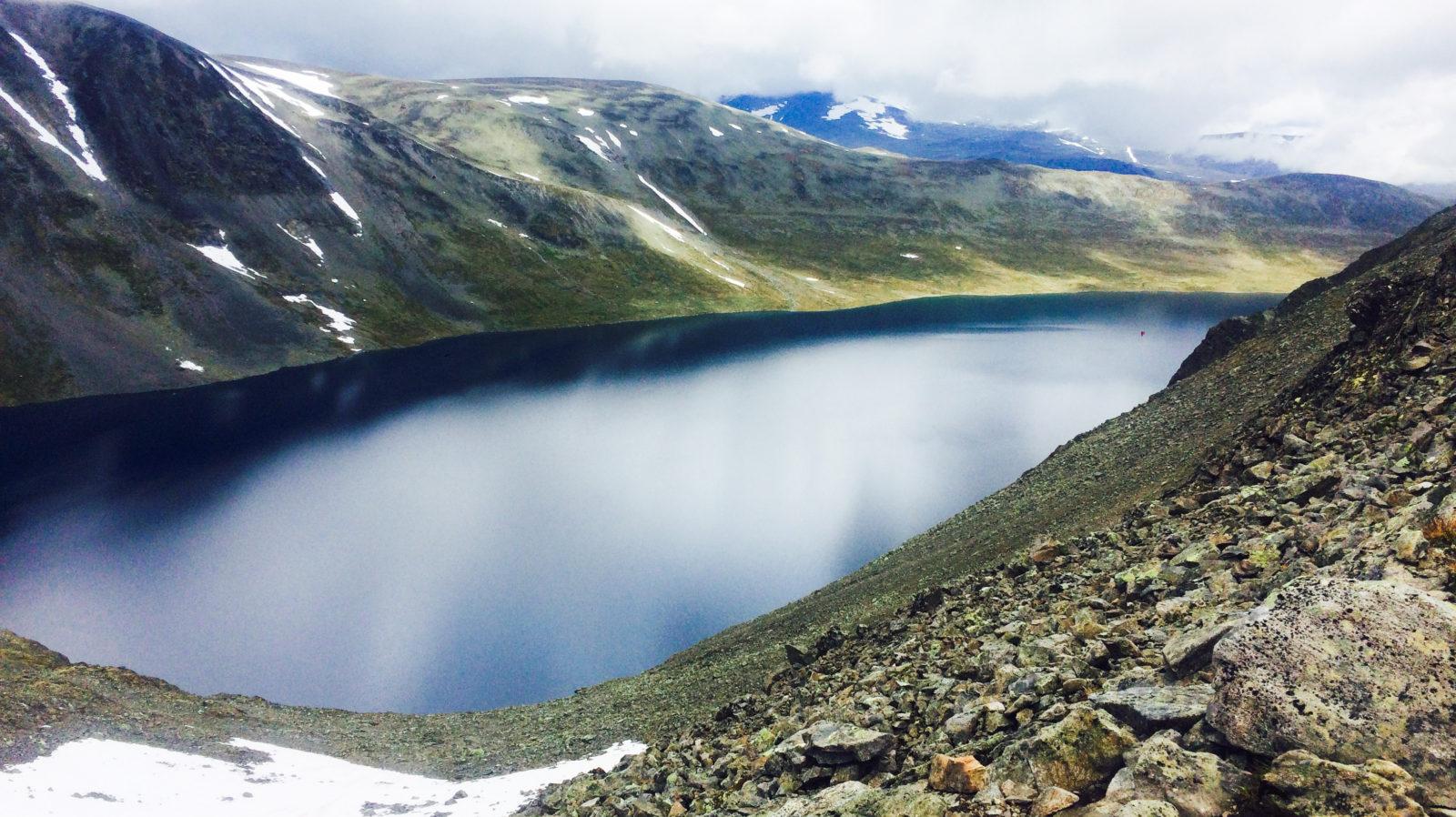 Besseggen Hike views
