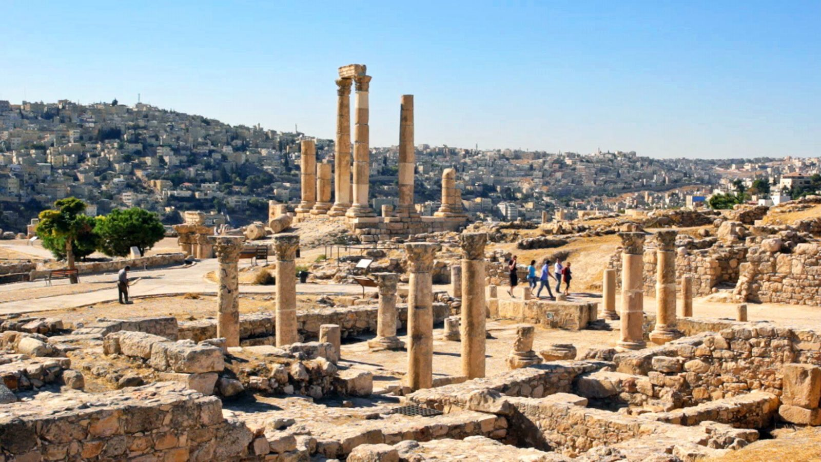 6 places in Jordan you cannot miss! | Hopping Feet