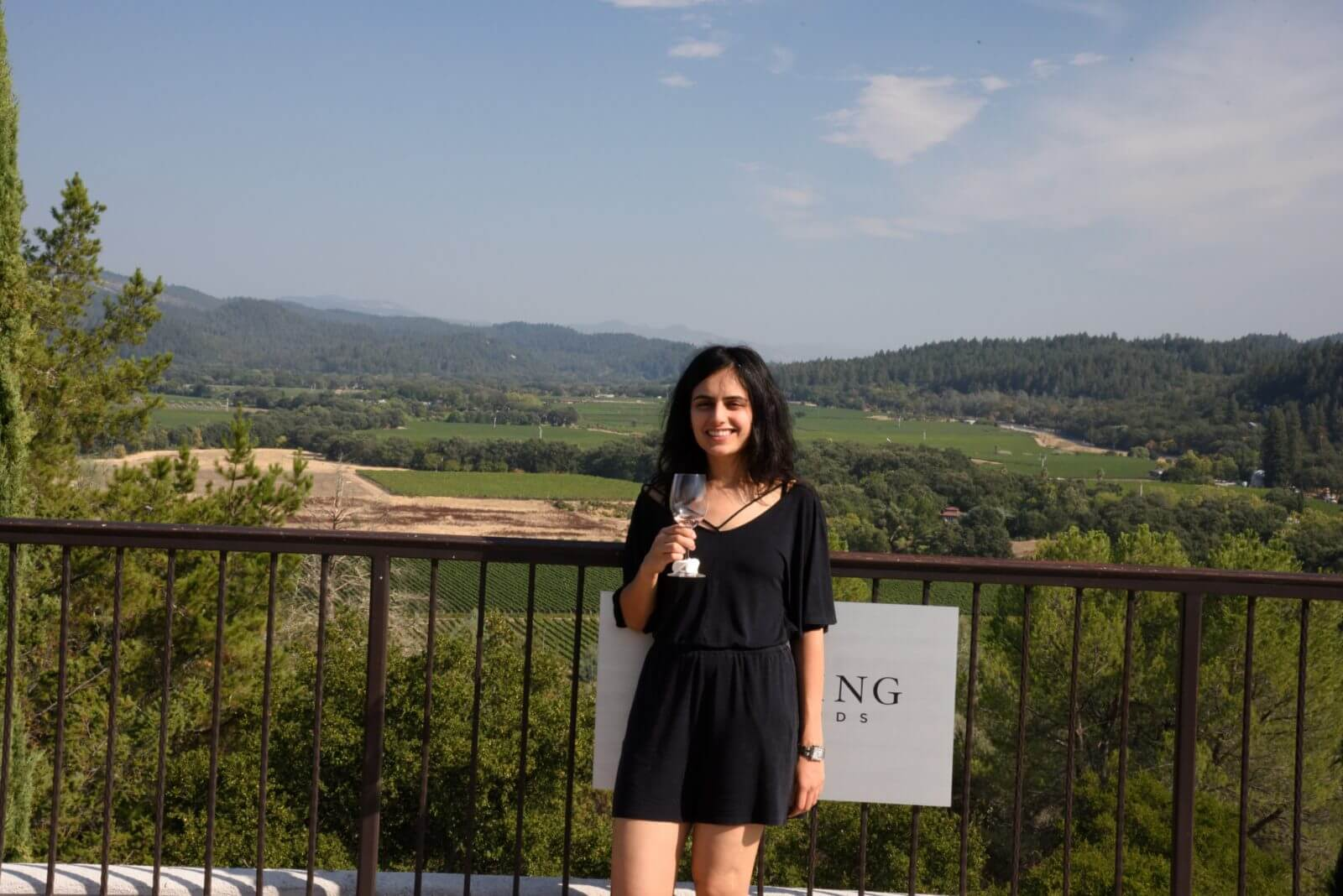 Sterling Vineyard, Napa Valley