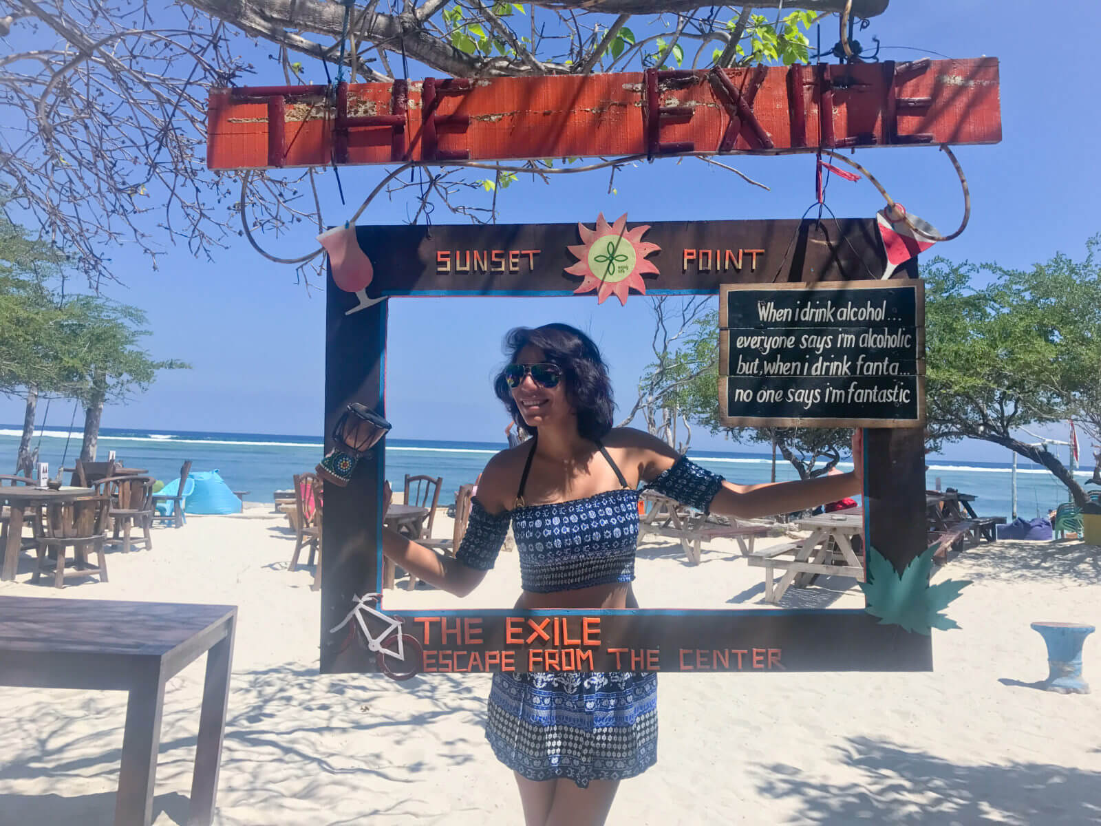 how to get to gili trawangan from bali