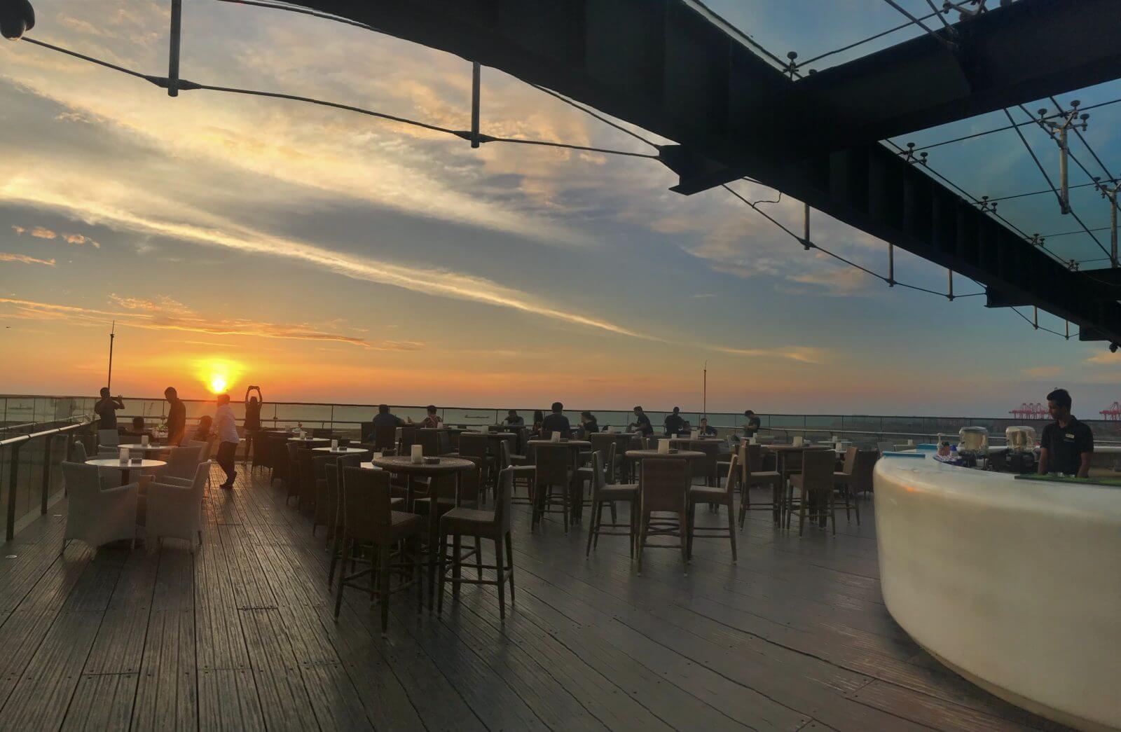 Sky Lounge, Colombo