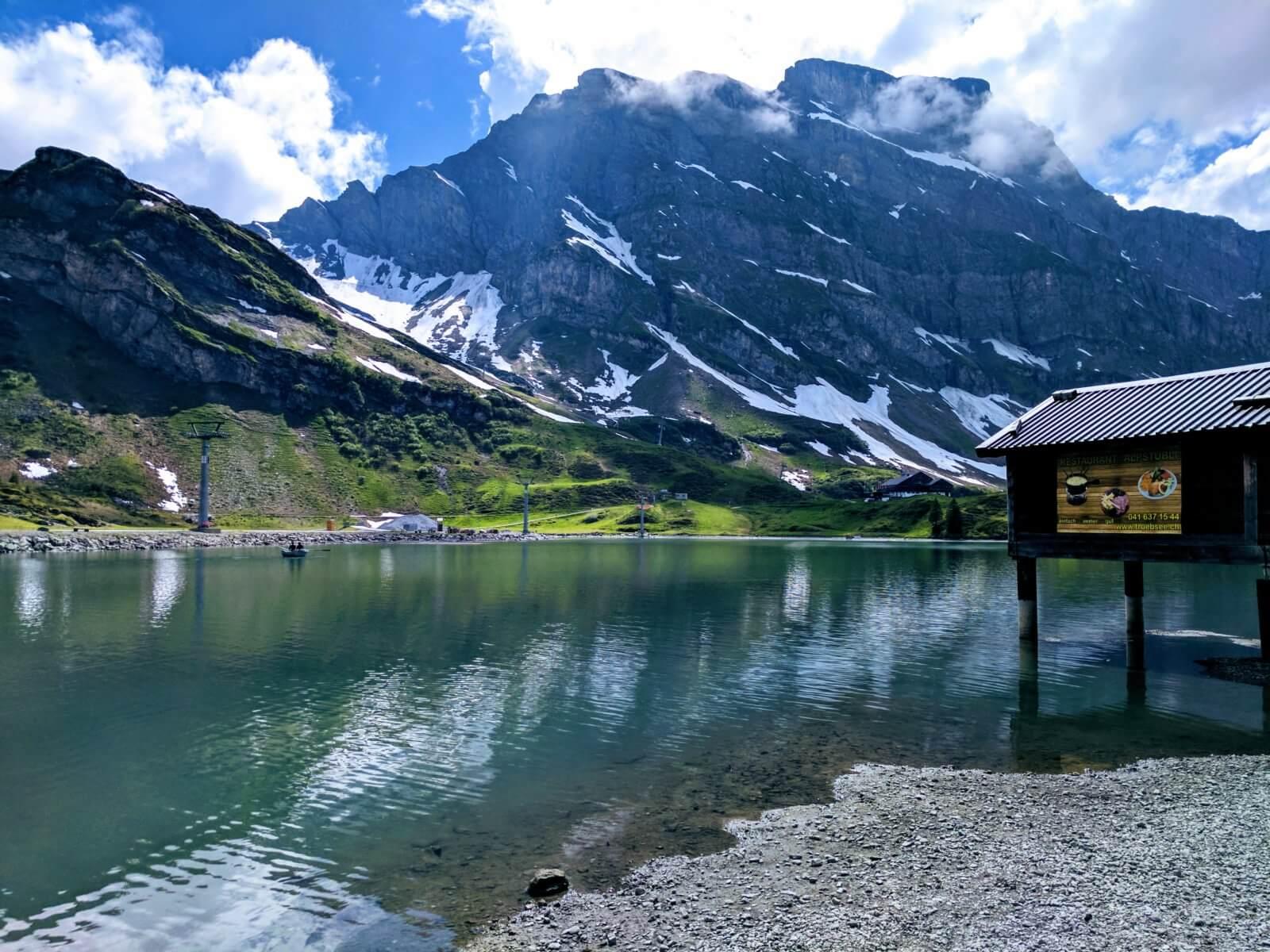 Itinerary for Switzerland