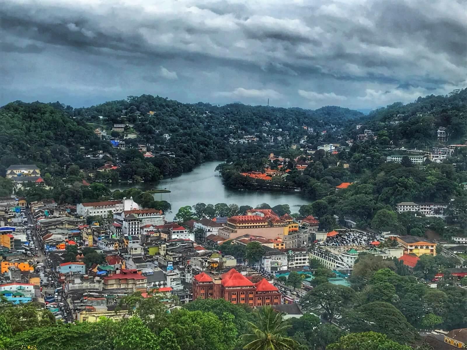 Kandy, Sti Lanka